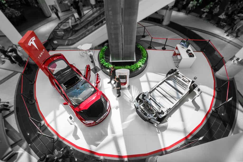 Tesla Display Melbourne_4