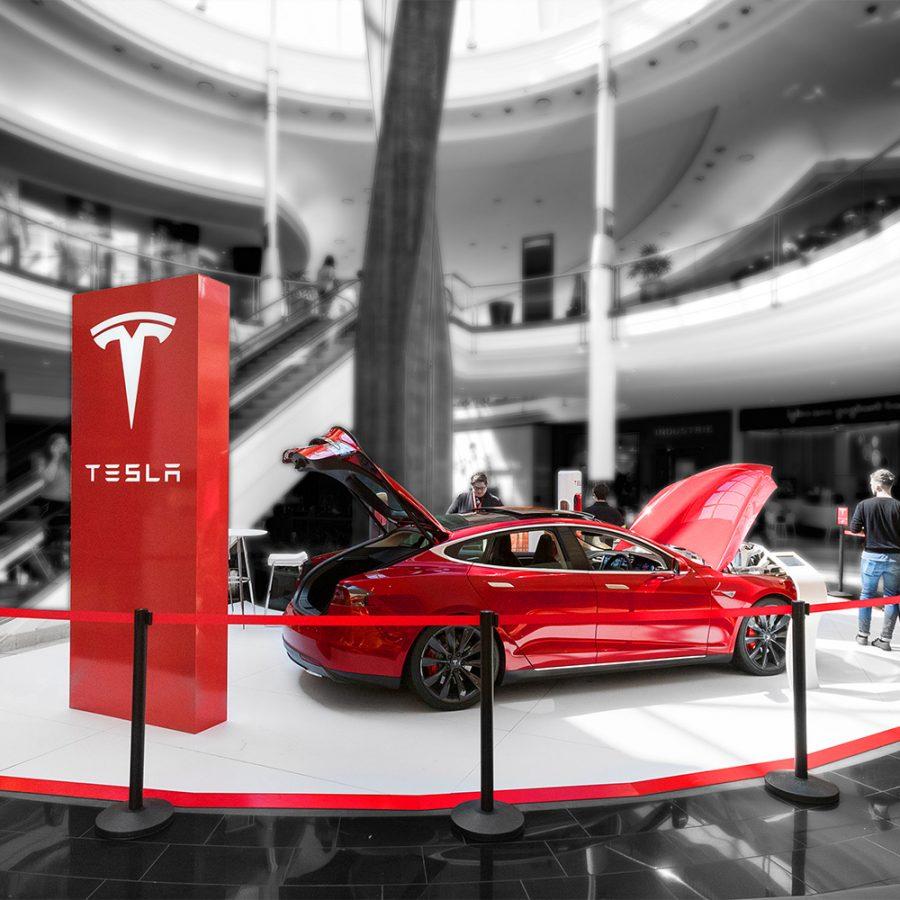 Tesla Display Melbourne_2