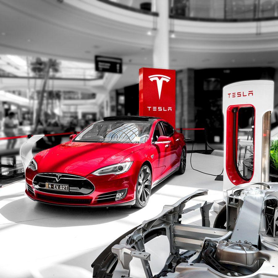 Tesla Display Melbourne_5